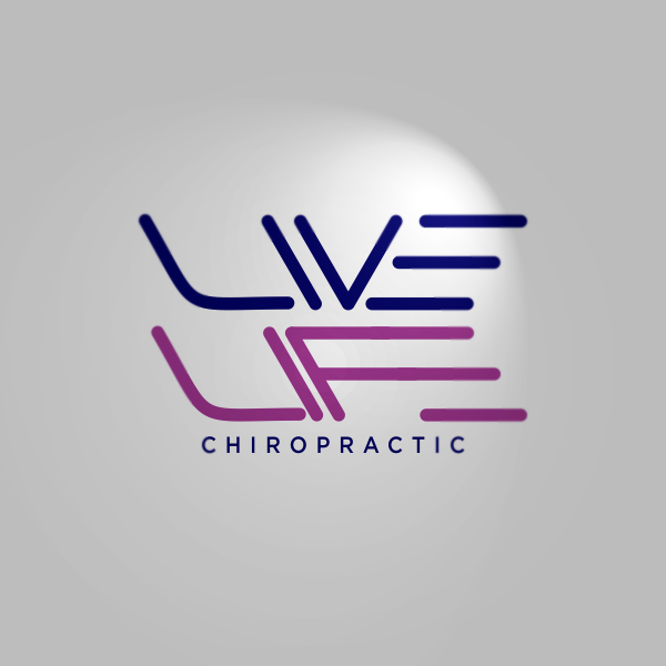 Logo Design by Private User - Entry No. 46 in the Logo Design Contest Captivating Logo Design for LiveLife Chiropractic.