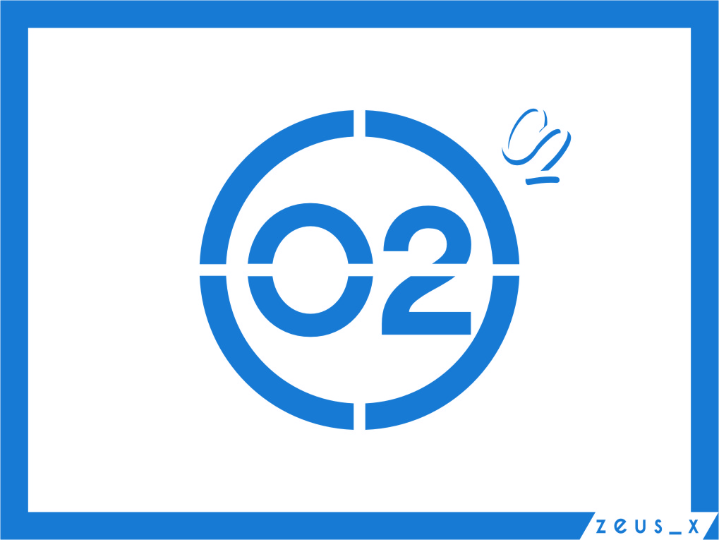 Logo Design by Ngepet_art - Entry No. 196 in the Logo Design Contest Artistic Logo Design for O2.