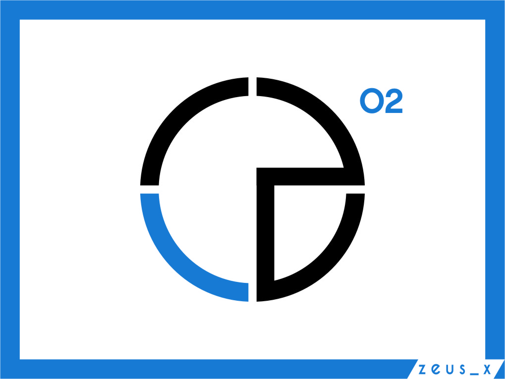 Logo Design by RasYa Muhammad Athaya - Entry No. 200 in the Logo Design Contest Artistic Logo Design for O2.