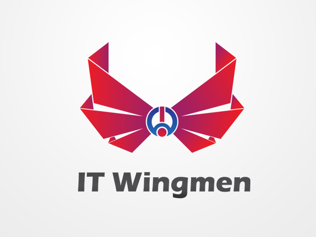 Logo Design by khoirul.azm - Entry No. 101 in the Logo Design Contest New Logo Design for IT Wingmen.