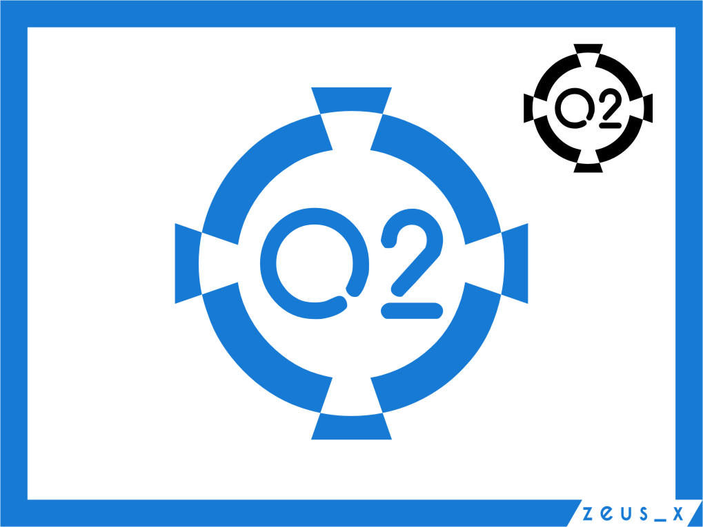 Logo Design by RasYa Muhammad Athaya - Entry No. 202 in the Logo Design Contest Artistic Logo Design for O2.