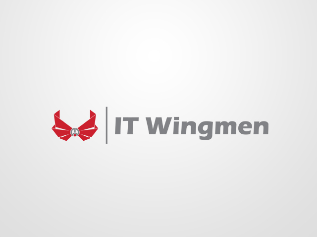 Logo Design by khoirul.azm - Entry No. 102 in the Logo Design Contest New Logo Design for IT Wingmen.