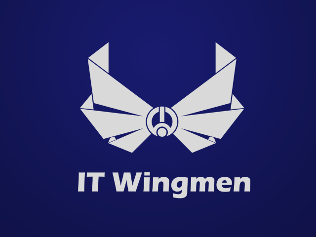 Logo Design by khoirul.azm - Entry No. 103 in the Logo Design Contest New Logo Design for IT Wingmen.