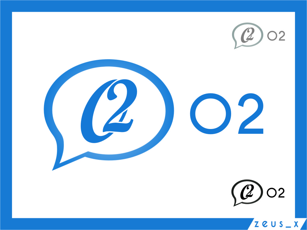 Logo Design by Ngepet_art - Entry No. 208 in the Logo Design Contest Artistic Logo Design for O2.