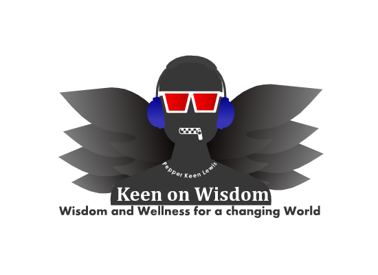 Logo Design by Ismail Adhi Wibowo - Entry No. 20 in the Logo Design Contest Logo Design for Keen on Wisdom, Keen for Life, Keen 4 Life.