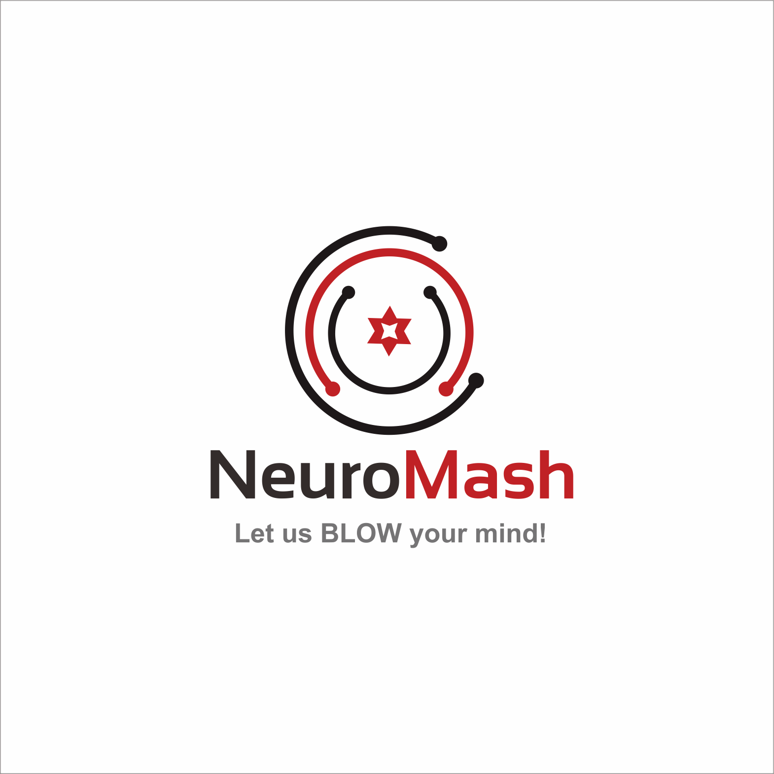 Logo Design by Armada Jamaluddin - Entry No. 83 in the Logo Design Contest Unique Logo Design Wanted for NeuroMash.