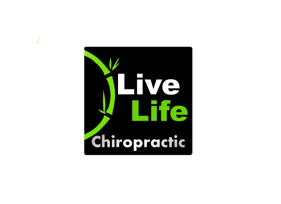 Logo Design by Ismail Adhi Wibowo - Entry No. 47 in the Logo Design Contest Captivating Logo Design for LiveLife Chiropractic.
