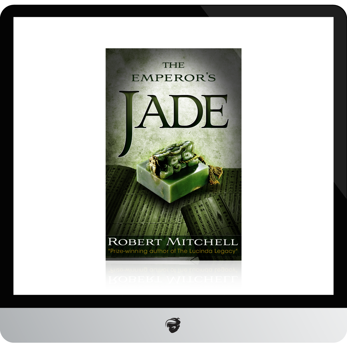 Book Cover Design by zesthar - Entry No. 83 in the Book Cover Design Contest Book Cover Design for The Emperor's Jade.