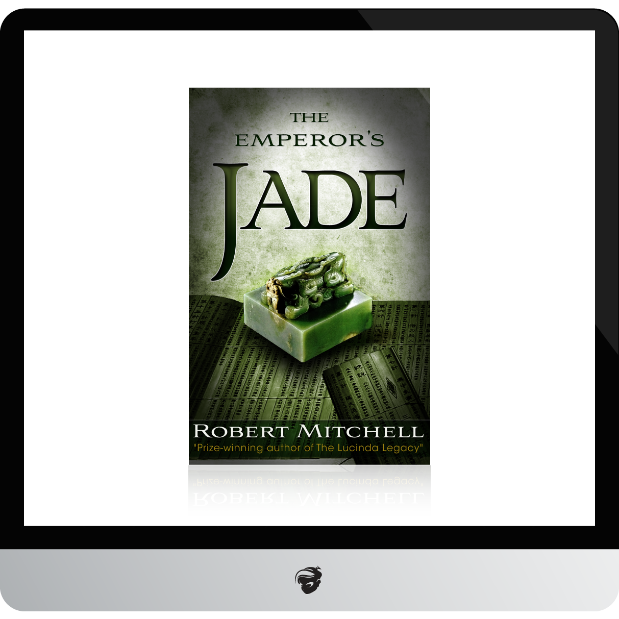 Book Cover Design by zesthar - Entry No. 84 in the Book Cover Design Contest Book Cover Design for The Emperor's Jade.