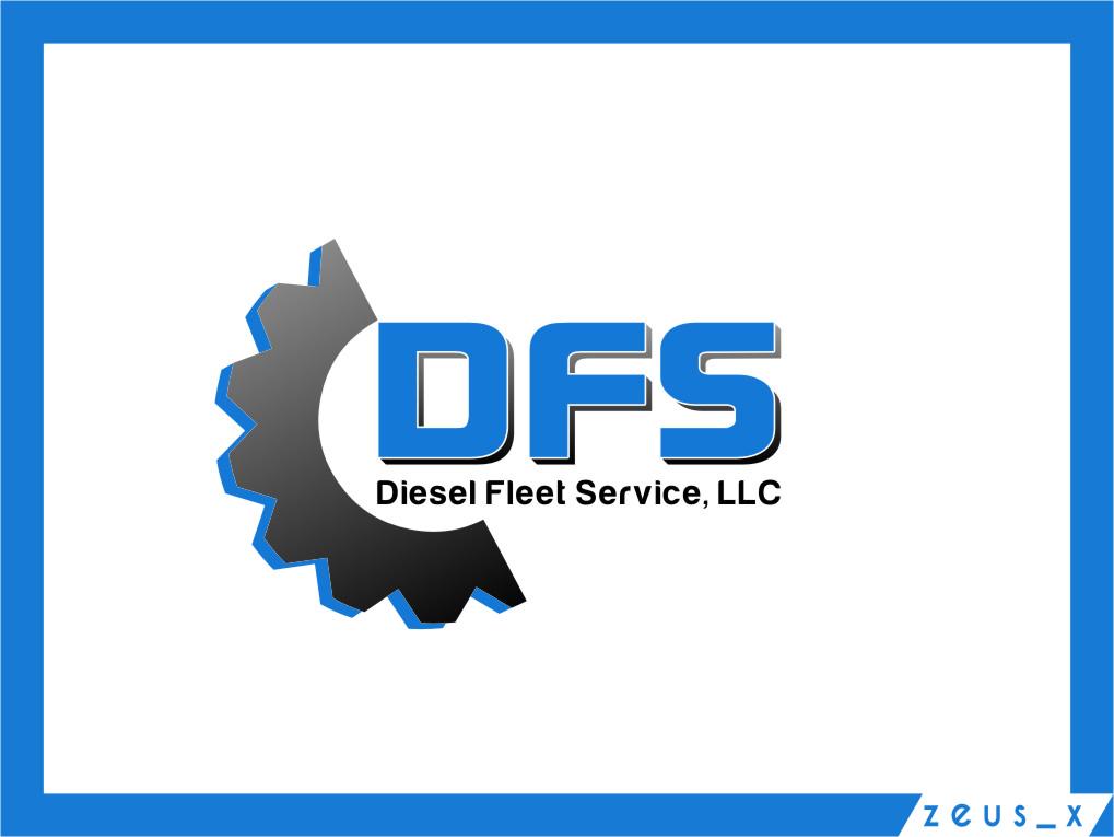 Logo Design by RasYa Muhammad Athaya - Entry No. 25 in the Logo Design Contest Artistic Logo Design for Diesel Fleet Service, LLC.