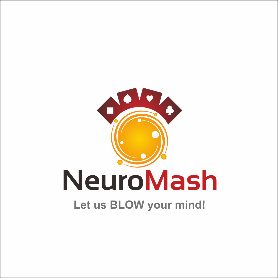 Logo Design by Armada Jamaluddin - Entry No. 91 in the Logo Design Contest Unique Logo Design Wanted for NeuroMash.
