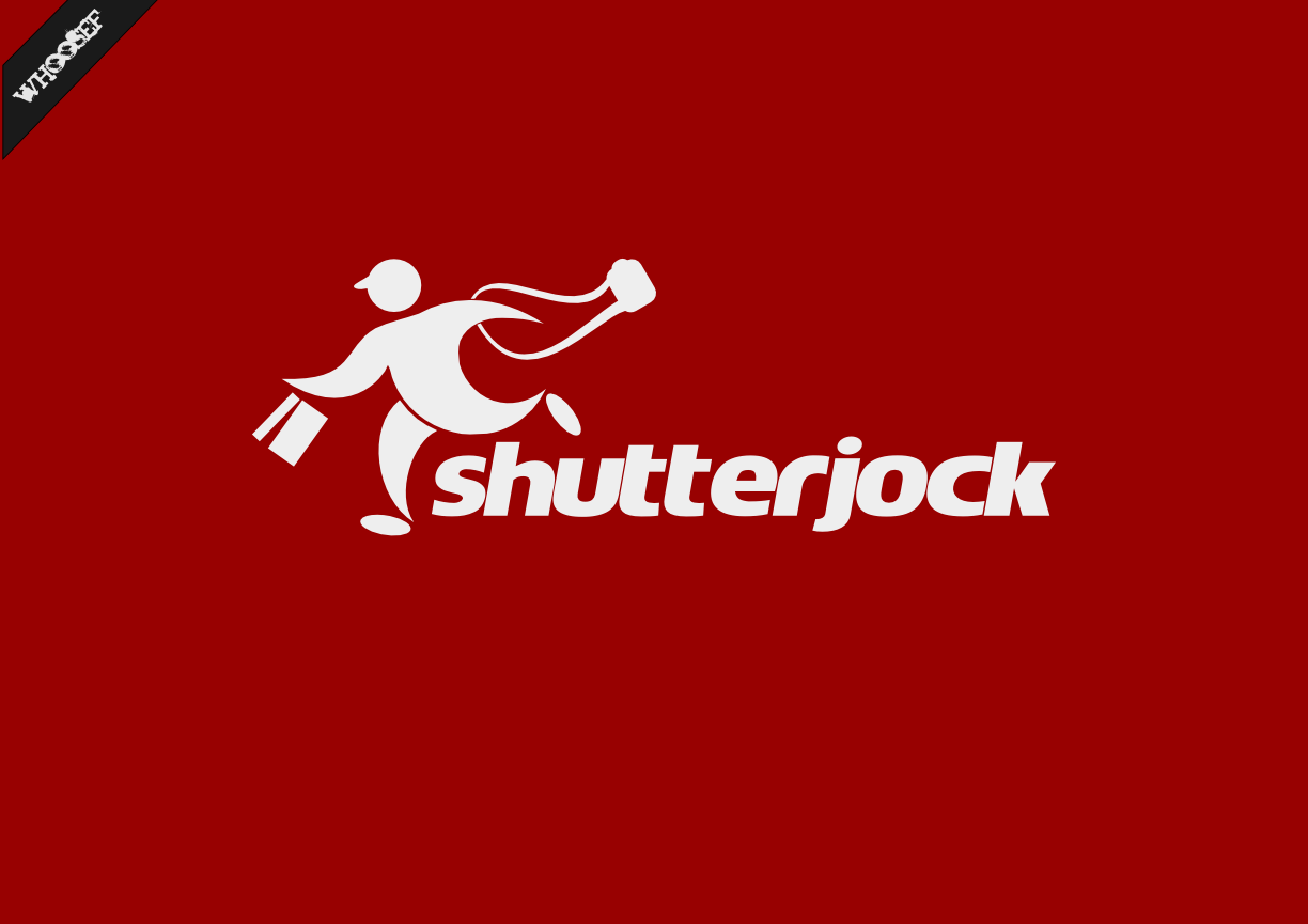 Logo Design by whoosef - Entry No. 6 in the Logo Design Contest Unique Logo Design Wanted for Shutterjock LLC.