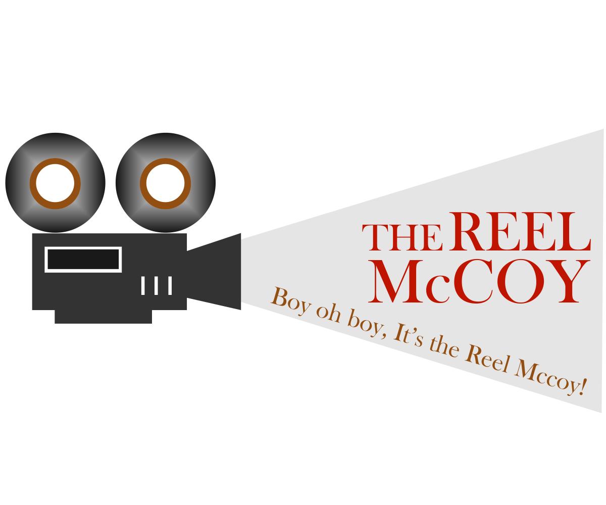 Logo Design by franz - Entry No. 23 in the Logo Design Contest Unique Logo Design Wanted for The Reel McCoy Movie Memorabilia.