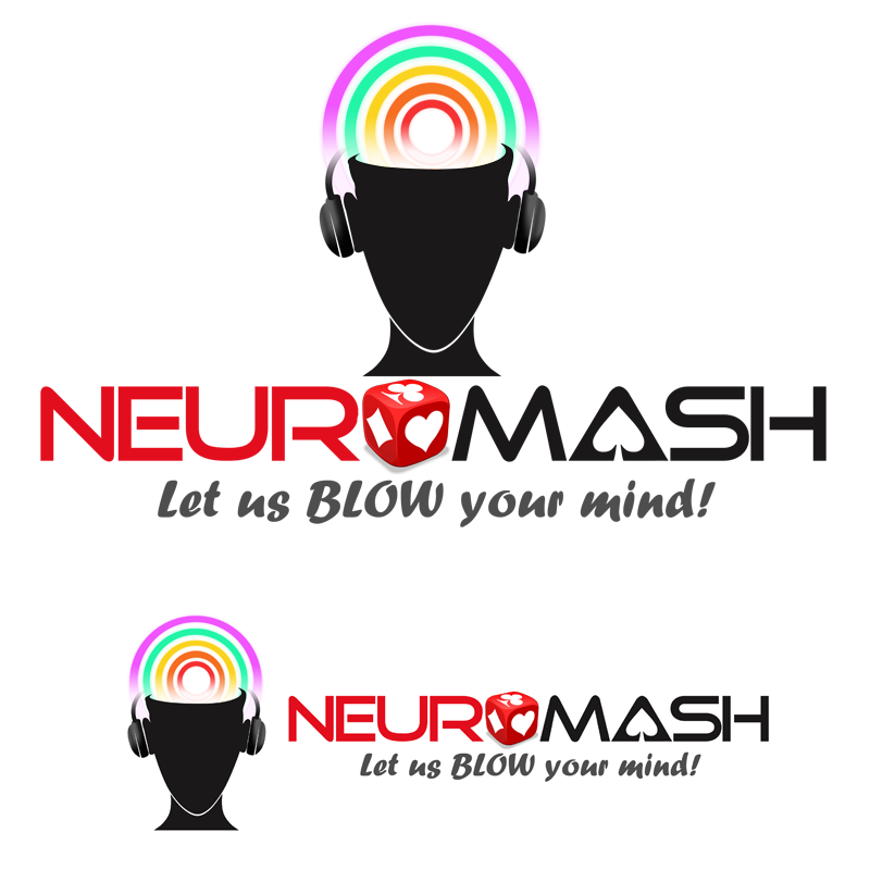 Logo Design by Private User - Entry No. 93 in the Logo Design Contest Unique Logo Design Wanted for NeuroMash.