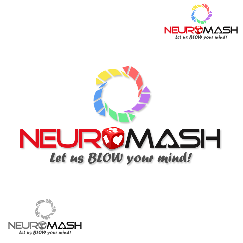 Logo Design by Private User - Entry No. 94 in the Logo Design Contest Unique Logo Design Wanted for NeuroMash.