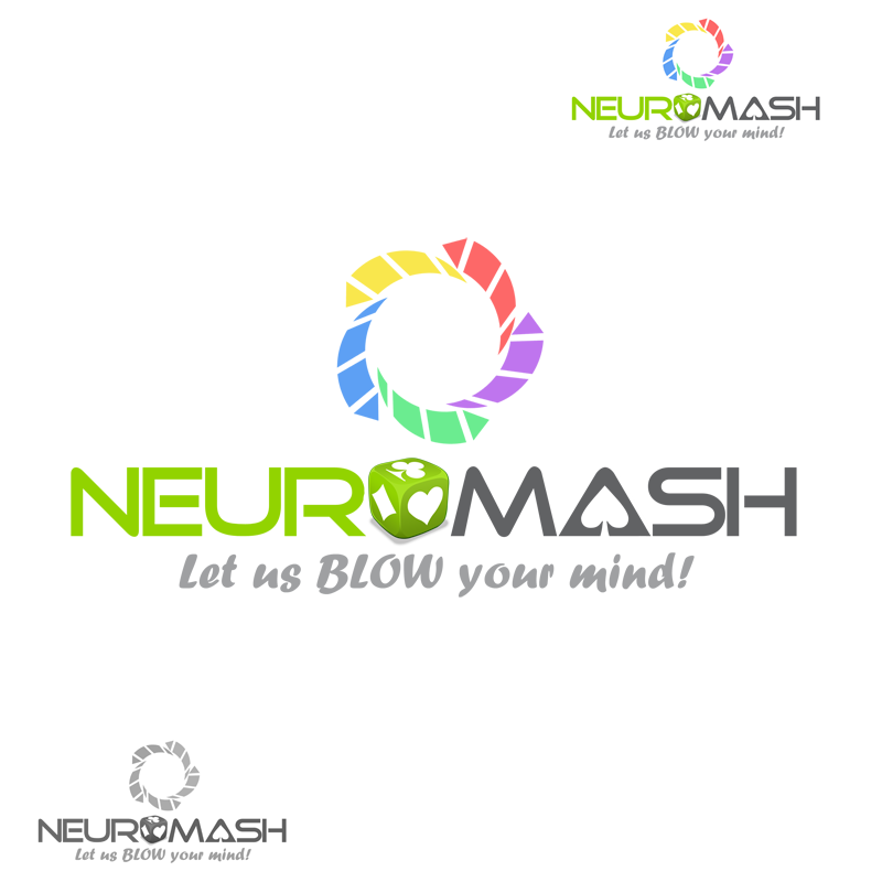 Logo Design by Private User - Entry No. 95 in the Logo Design Contest Unique Logo Design Wanted for NeuroMash.