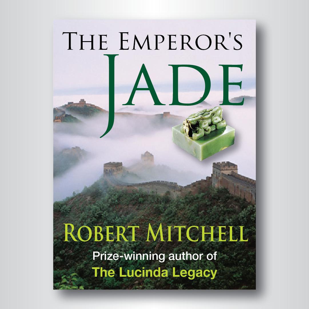 Book Cover Design by darkobovan - Entry No. 85 in the Book Cover Design Contest Book Cover Design for The Emperor's Jade.