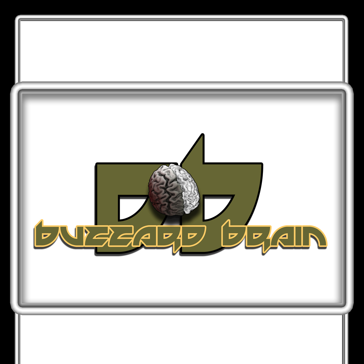 Logo Design by MITUCA ANDREI - Entry No. 21 in the Logo Design Contest Buzzard Brain Logo Design.