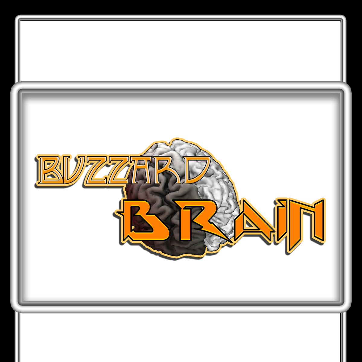 Logo Design by MITUCA ANDREI - Entry No. 22 in the Logo Design Contest Buzzard Brain Logo Design.