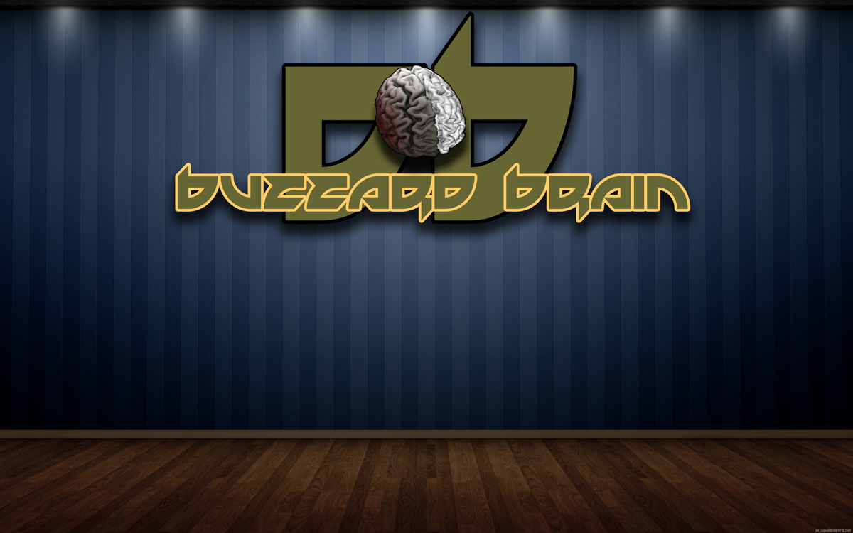 Logo Design by MITUCA ANDREI - Entry No. 27 in the Logo Design Contest Buzzard Brain Logo Design.
