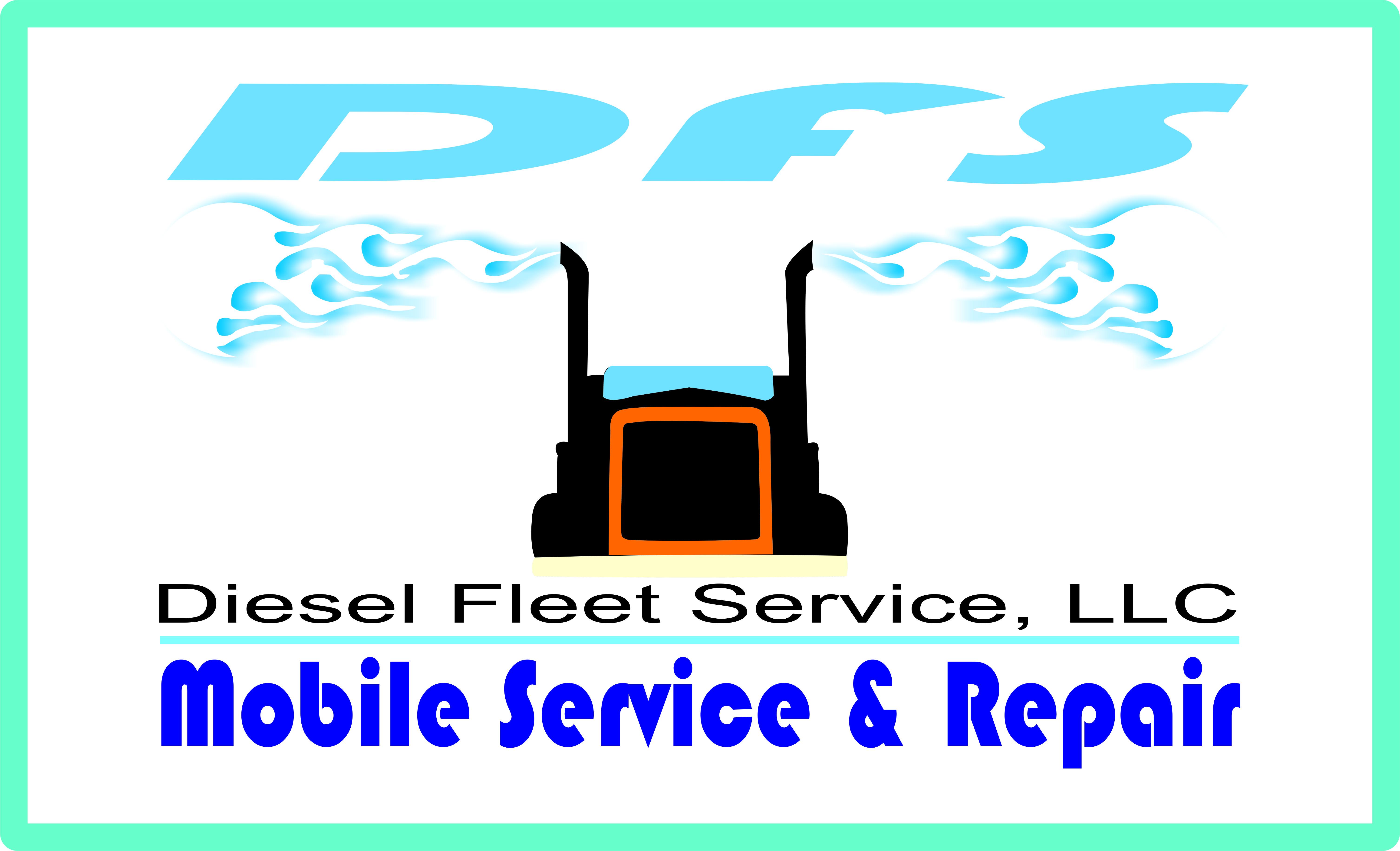 Logo Design by Teguh Hanuraga - Entry No. 32 in the Logo Design Contest Artistic Logo Design for Diesel Fleet Service, LLC.