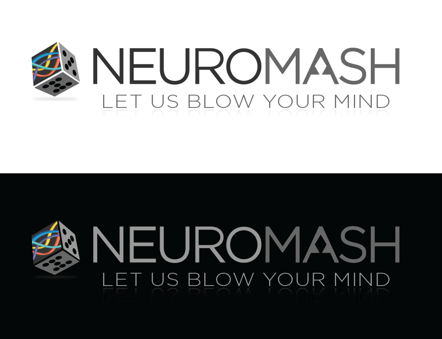 Logo Design by Christina Evans - Entry No. 103 in the Logo Design Contest Unique Logo Design Wanted for NeuroMash.