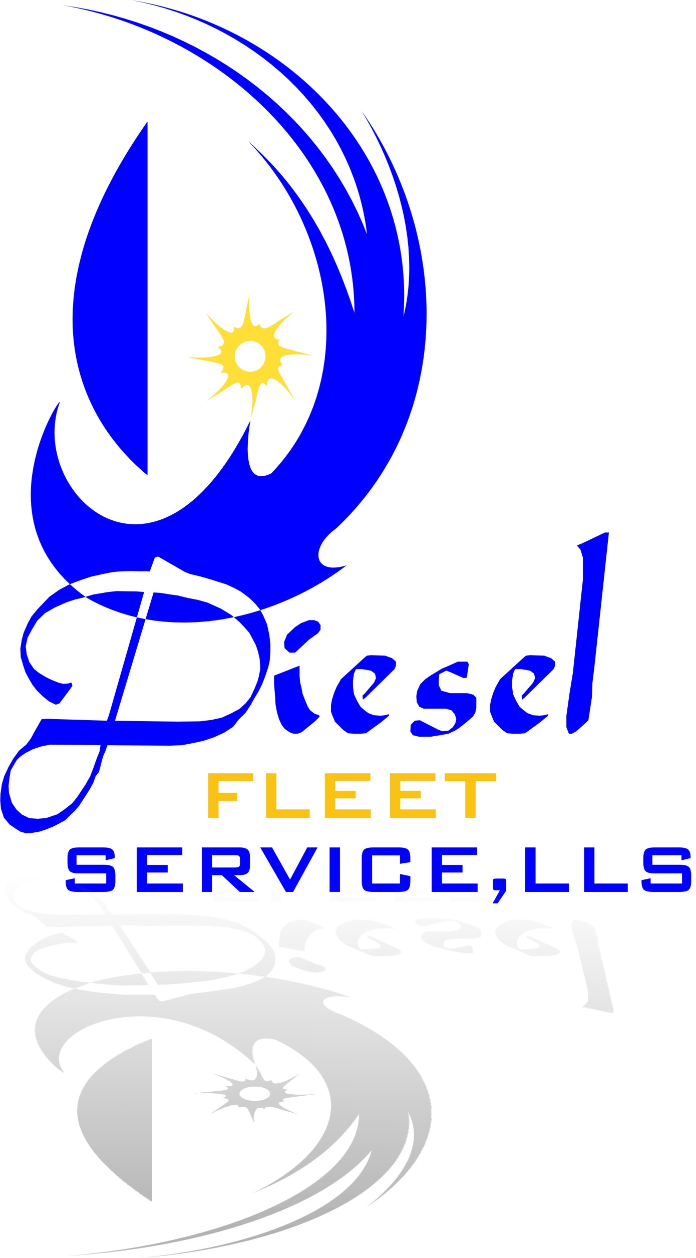 Logo Design by Korsunov Oleg - Entry No. 34 in the Logo Design Contest Artistic Logo Design for Diesel Fleet Service, LLC.