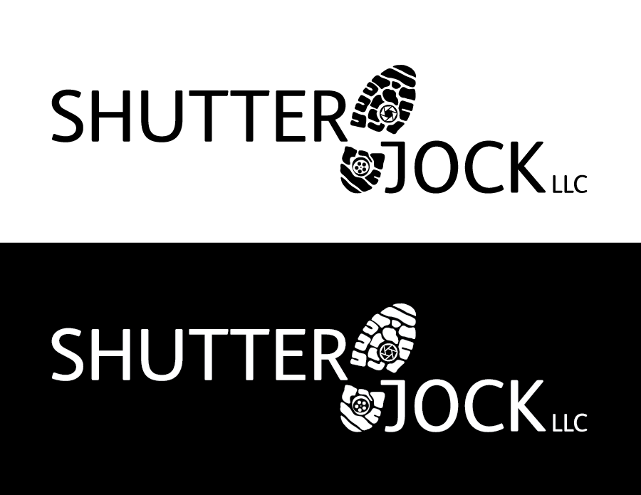 Logo Design by Christina Evans - Entry No. 22 in the Logo Design Contest Unique Logo Design Wanted for Shutterjock LLC.