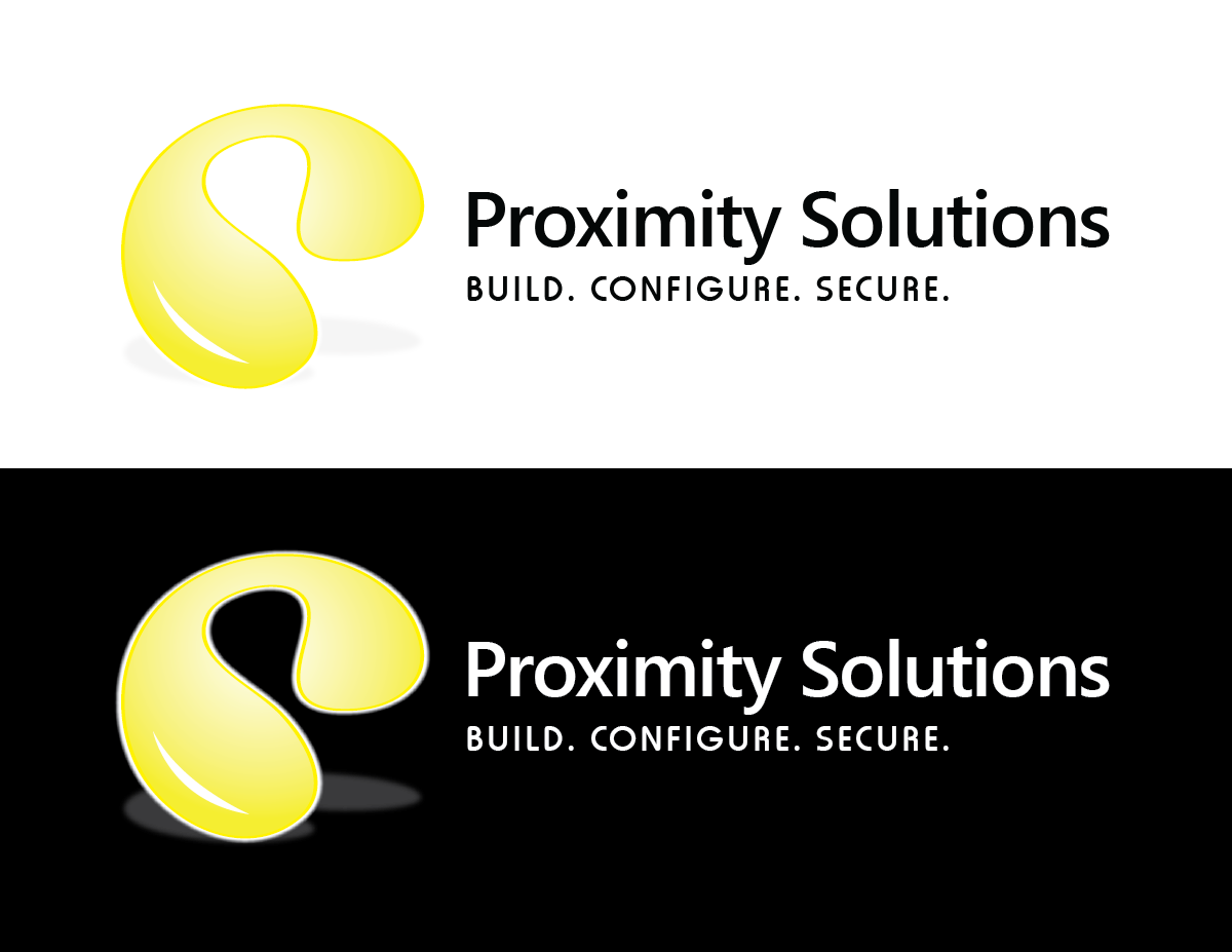 Logo Design by Christina Evans - Entry No. 5 in the Logo Design Contest New Logo Design for Proximity Solutions.