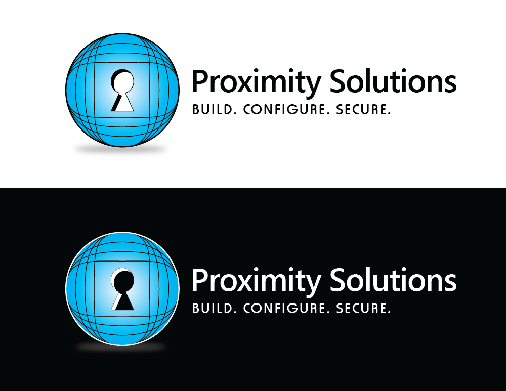 Logo Design by Christina Evans - Entry No. 6 in the Logo Design Contest New Logo Design for Proximity Solutions.