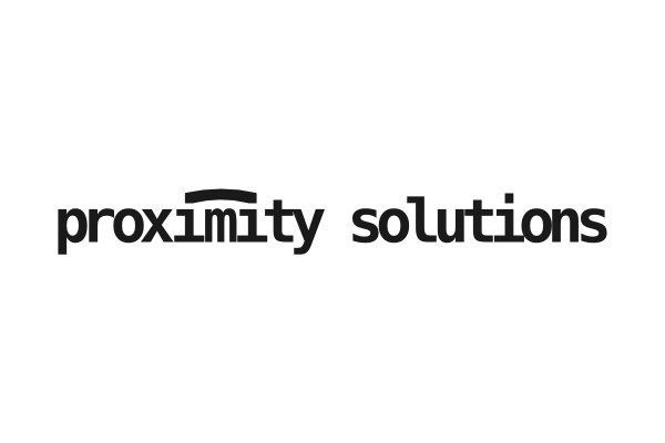 Logo Design by Albert Xing - Entry No. 10 in the Logo Design Contest New Logo Design for Proximity Solutions.
