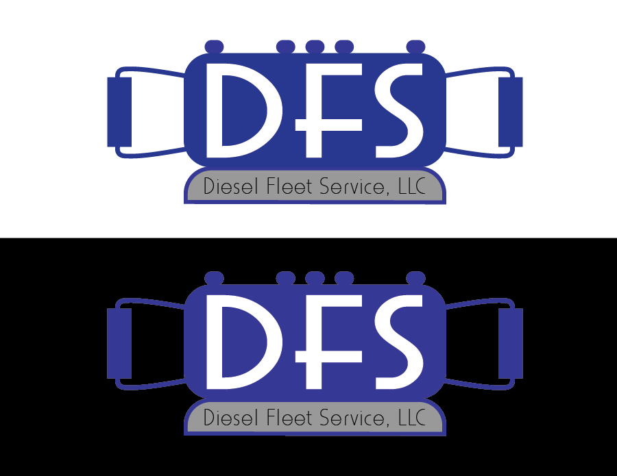 Logo Design by Christina Evans - Entry No. 35 in the Logo Design Contest Artistic Logo Design for Diesel Fleet Service, LLC.