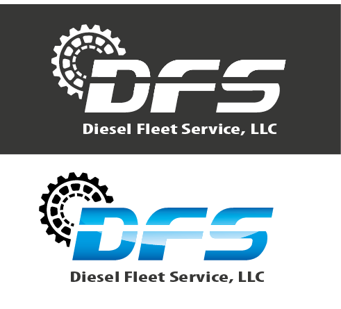 Logo Design by 354studio - Entry No. 36 in the Logo Design Contest Artistic Logo Design for Diesel Fleet Service, LLC.