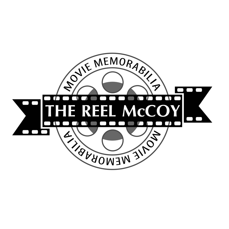 Logo Design by Private User - Entry No. 34 in the Logo Design Contest Unique Logo Design Wanted for The Reel McCoy Movie Memorabilia.