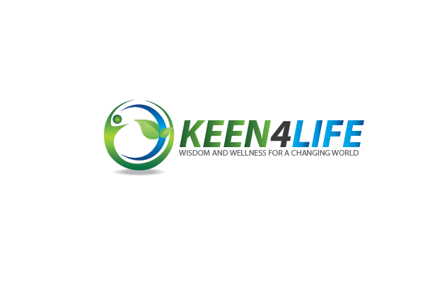 Logo Design by Private User - Entry No. 32 in the Logo Design Contest Logo Design for Keen on Wisdom, Keen for Life, Keen 4 Life.