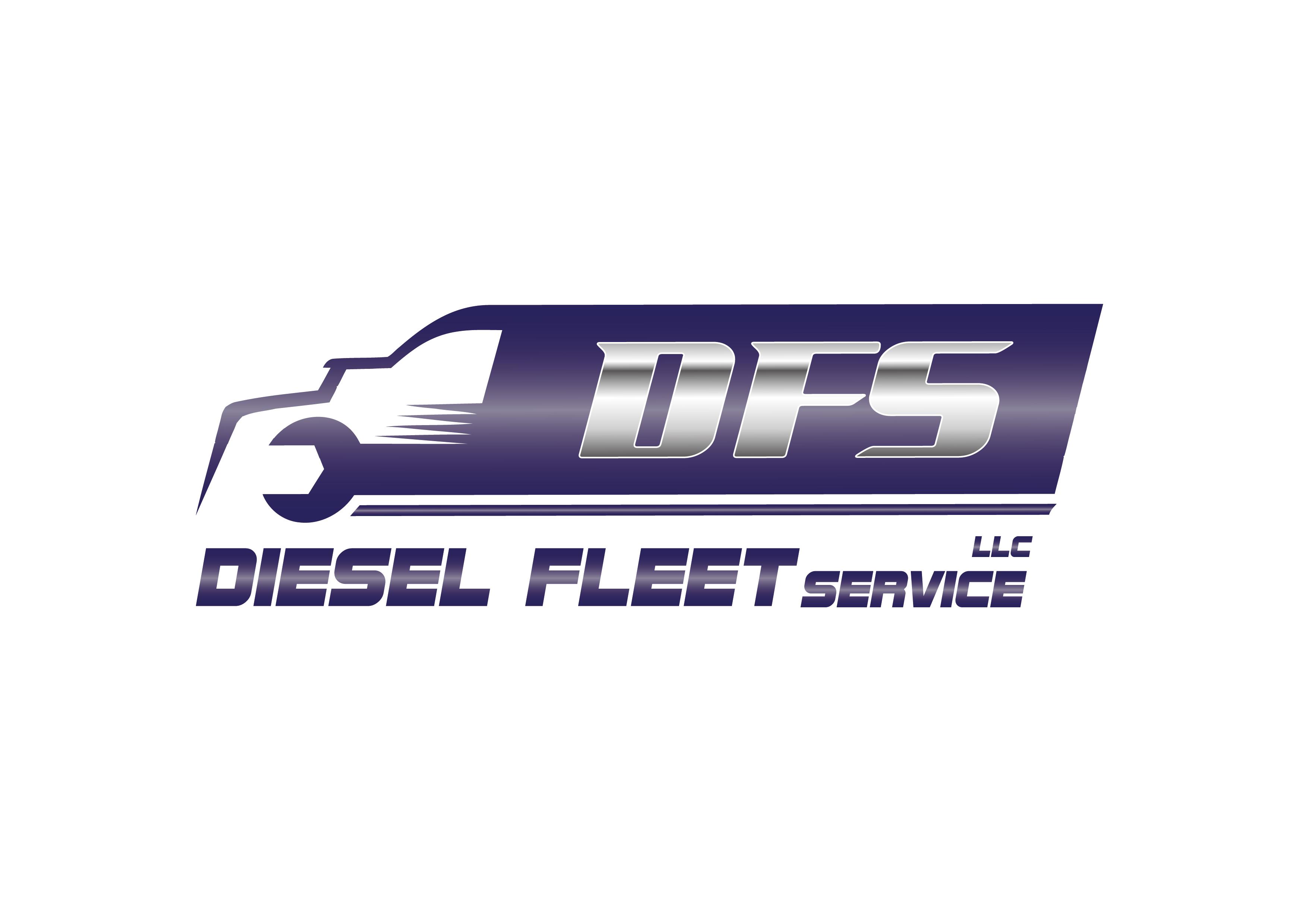 Logo Design by VENTSISLAV KOVACHEV - Entry No. 37 in the Logo Design Contest Artistic Logo Design for Diesel Fleet Service, LLC.