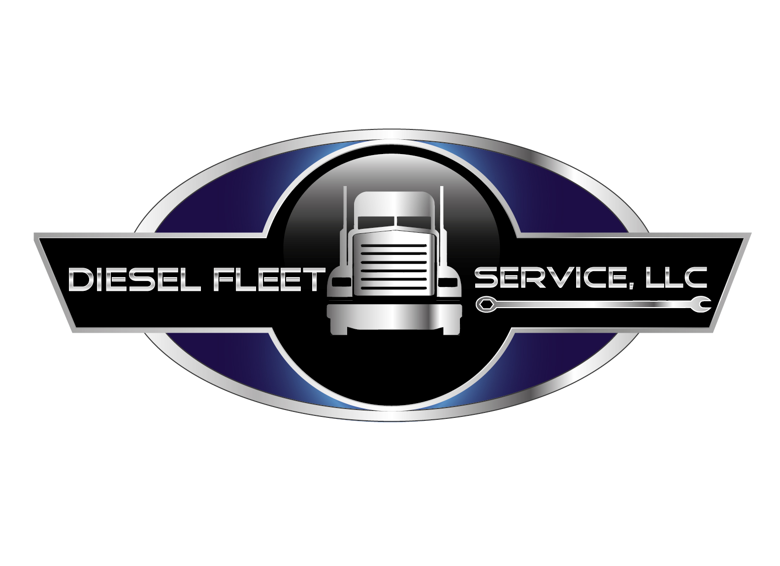 Logo Design by VENTSISLAV KOVACHEV - Entry No. 39 in the Logo Design Contest Artistic Logo Design for Diesel Fleet Service, LLC.