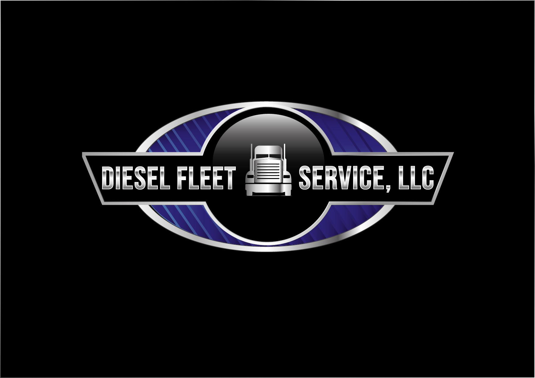 Logo Design by VENTSISLAV KOVACHEV - Entry No. 40 in the Logo Design Contest Artistic Logo Design for Diesel Fleet Service, LLC.