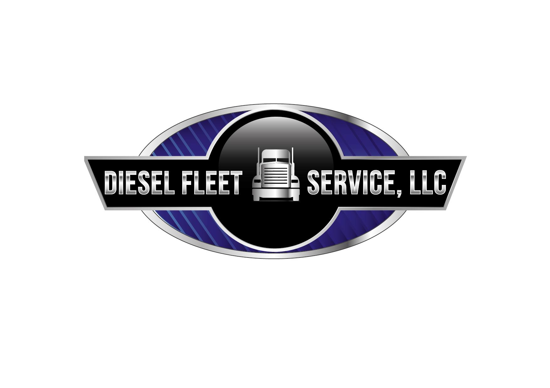 Logo Design by VENTSISLAV KOVACHEV - Entry No. 41 in the Logo Design Contest Artistic Logo Design for Diesel Fleet Service, LLC.