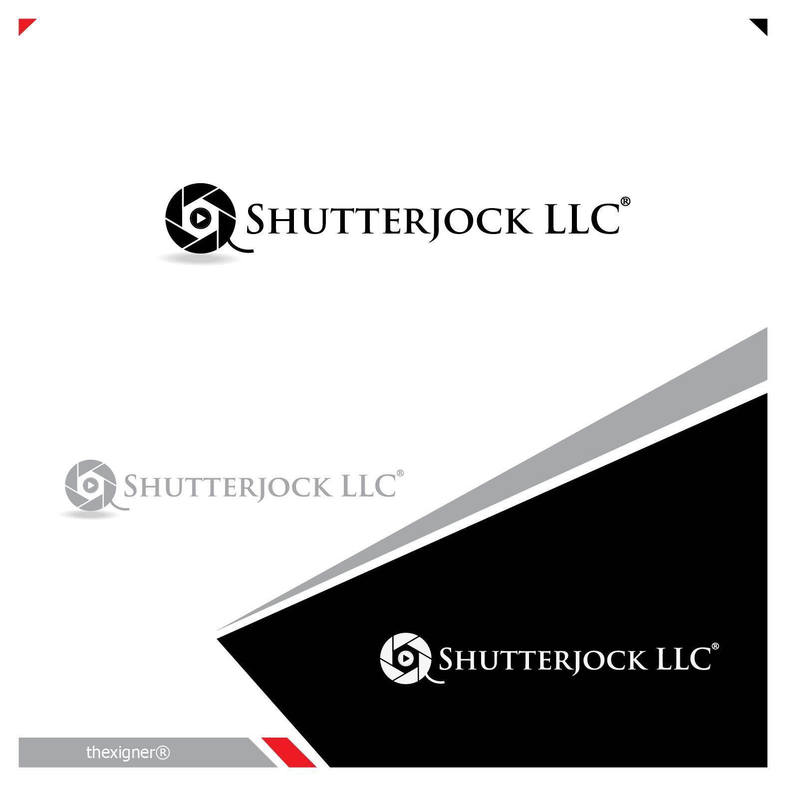 Logo Design by lagalag - Entry No. 32 in the Logo Design Contest Unique Logo Design Wanted for Shutterjock LLC.