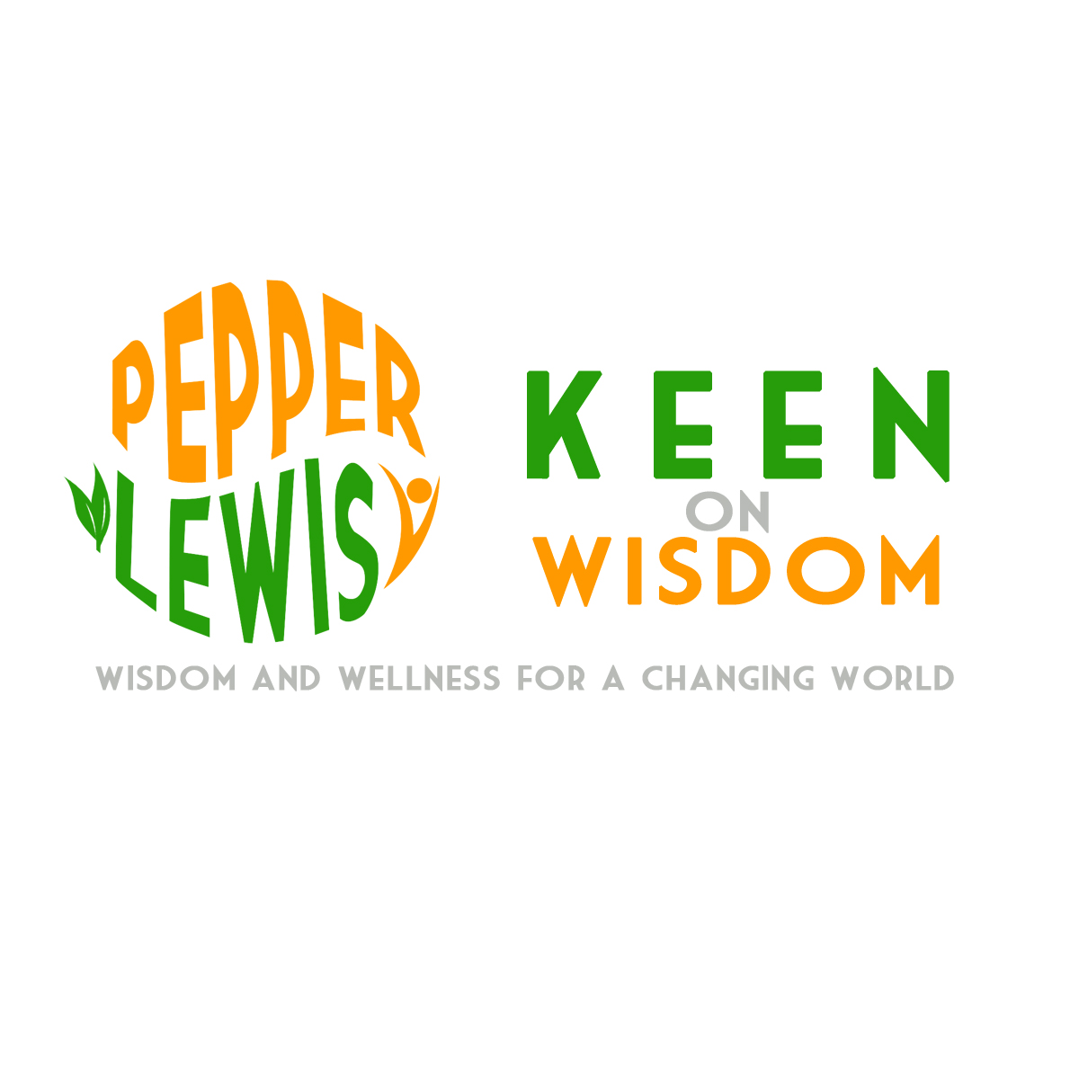 Logo Design by Private User - Entry No. 33 in the Logo Design Contest Logo Design for Keen on Wisdom, Keen for Life, Keen 4 Life.
