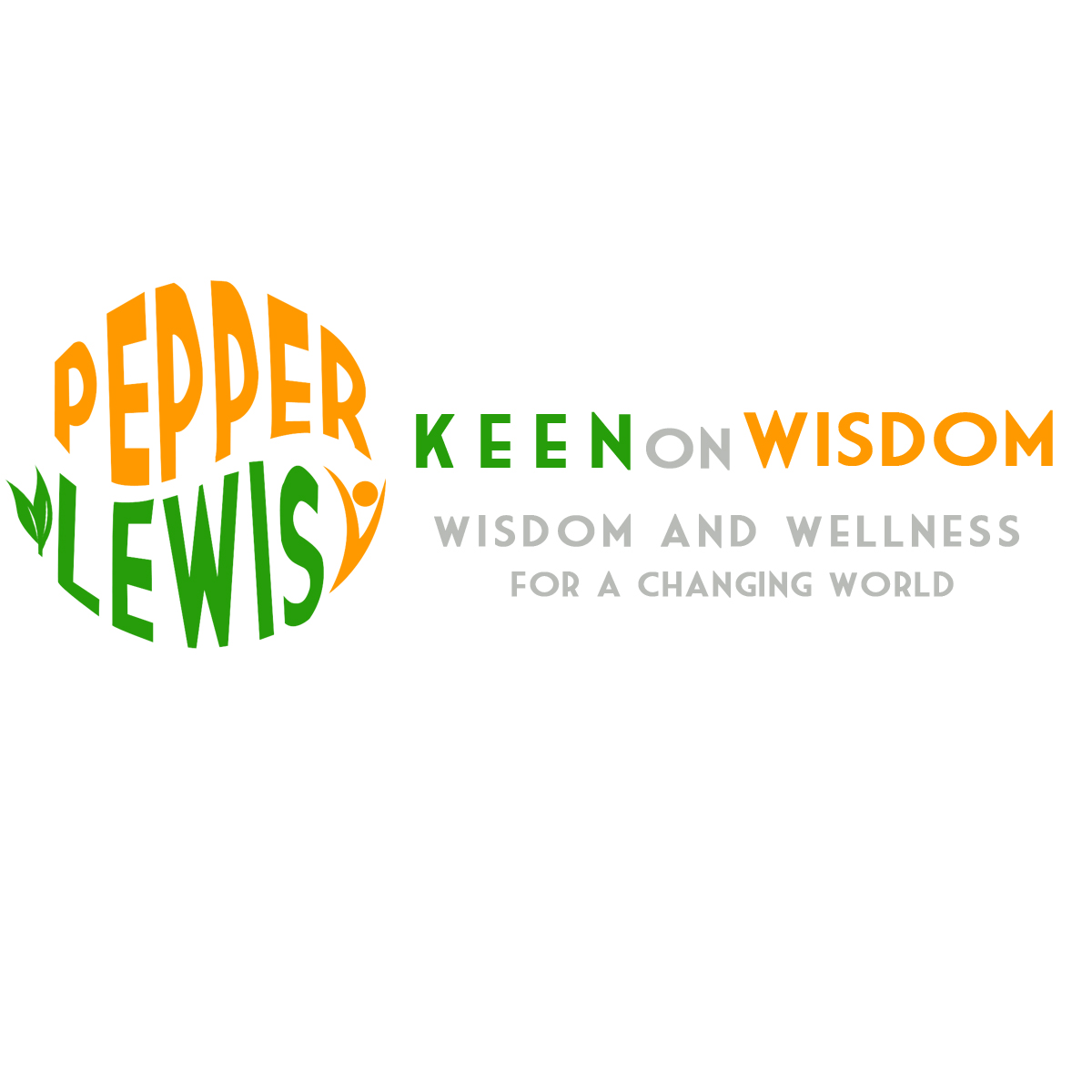 Logo Design by Private User - Entry No. 34 in the Logo Design Contest Logo Design for Keen on Wisdom, Keen for Life, Keen 4 Life.