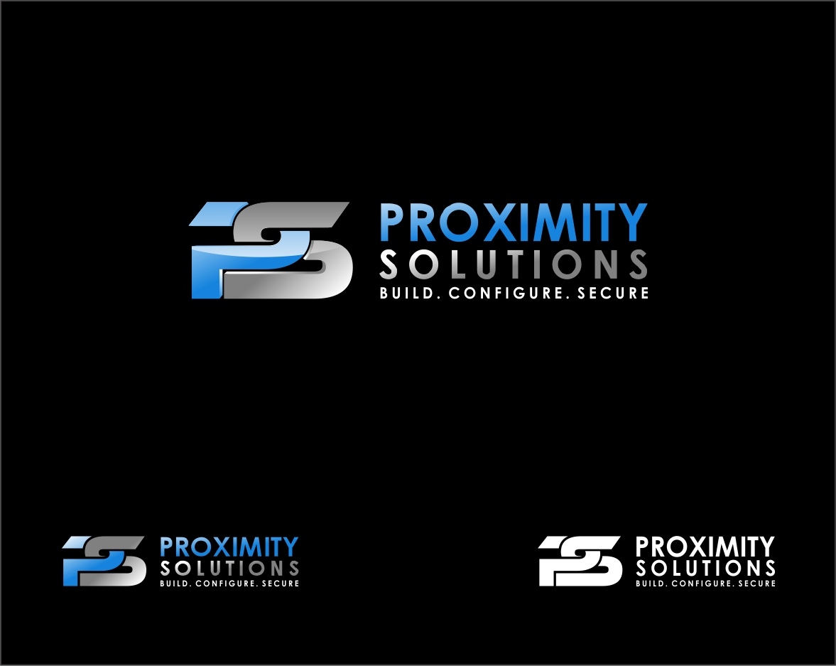 Logo Design by haidu - Entry No. 14 in the Logo Design Contest New Logo Design for Proximity Solutions.