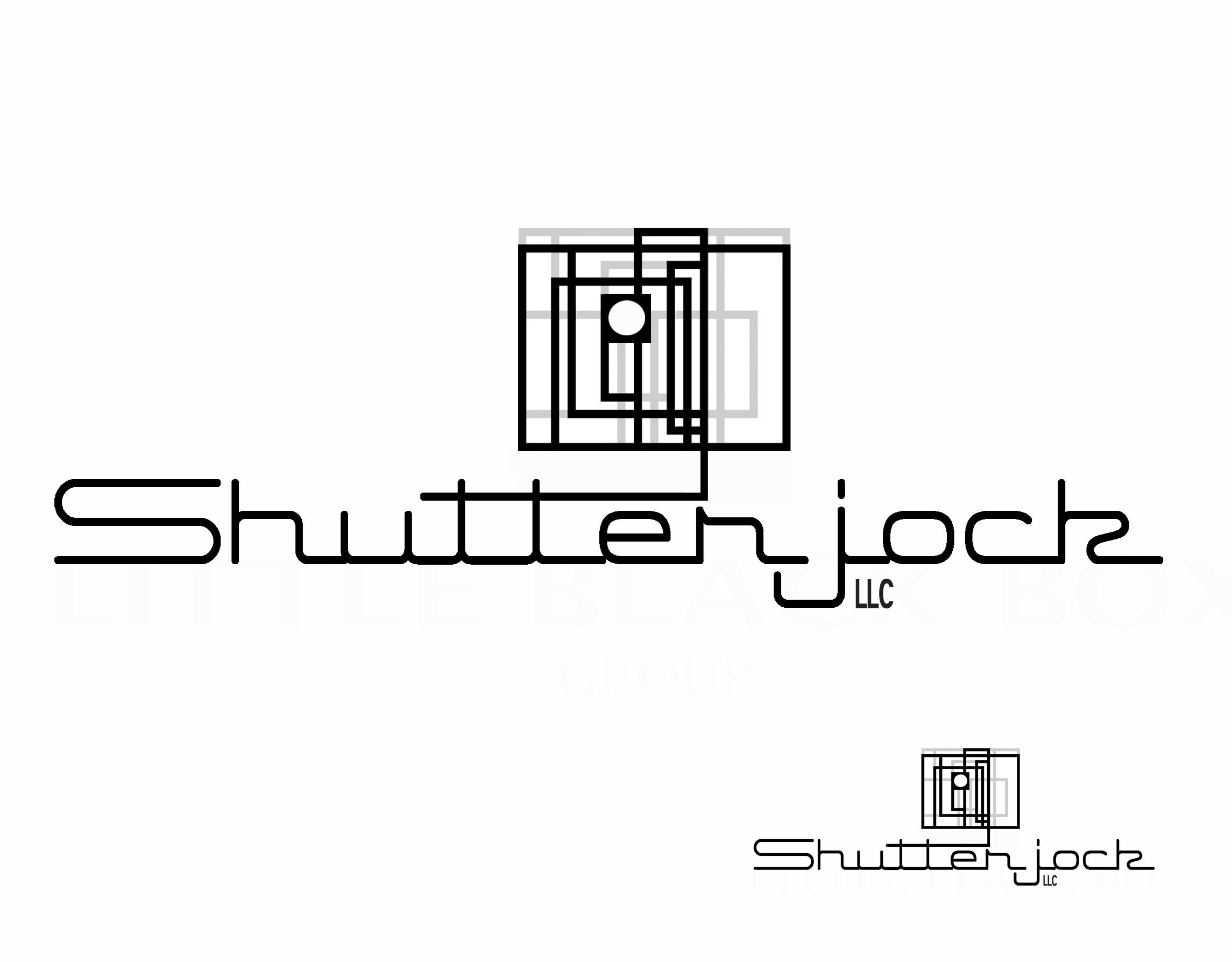 Logo Design by Steve Hunt - Entry No. 34 in the Logo Design Contest Unique Logo Design Wanted for Shutterjock LLC.