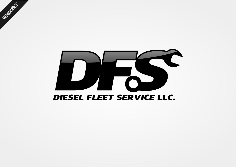 Logo Design by whoosef - Entry No. 45 in the Logo Design Contest Artistic Logo Design for Diesel Fleet Service, LLC.
