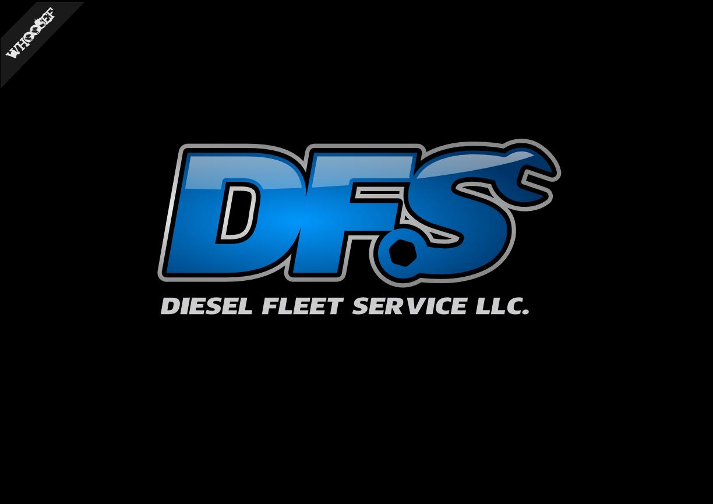 Logo Design by whoosef - Entry No. 46 in the Logo Design Contest Artistic Logo Design for Diesel Fleet Service, LLC.