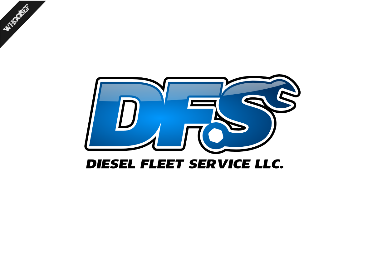 Logo Design by whoosef - Entry No. 47 in the Logo Design Contest Artistic Logo Design for Diesel Fleet Service, LLC.