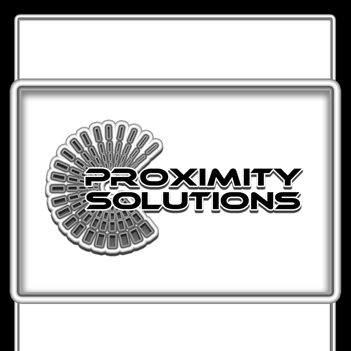 Logo Design by MITUCA ANDREI - Entry No. 19 in the Logo Design Contest New Logo Design for Proximity Solutions.