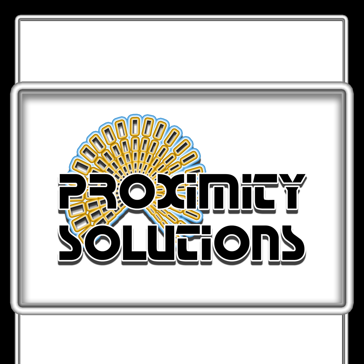 Logo Design by MITUCA ANDREI - Entry No. 20 in the Logo Design Contest New Logo Design for Proximity Solutions.