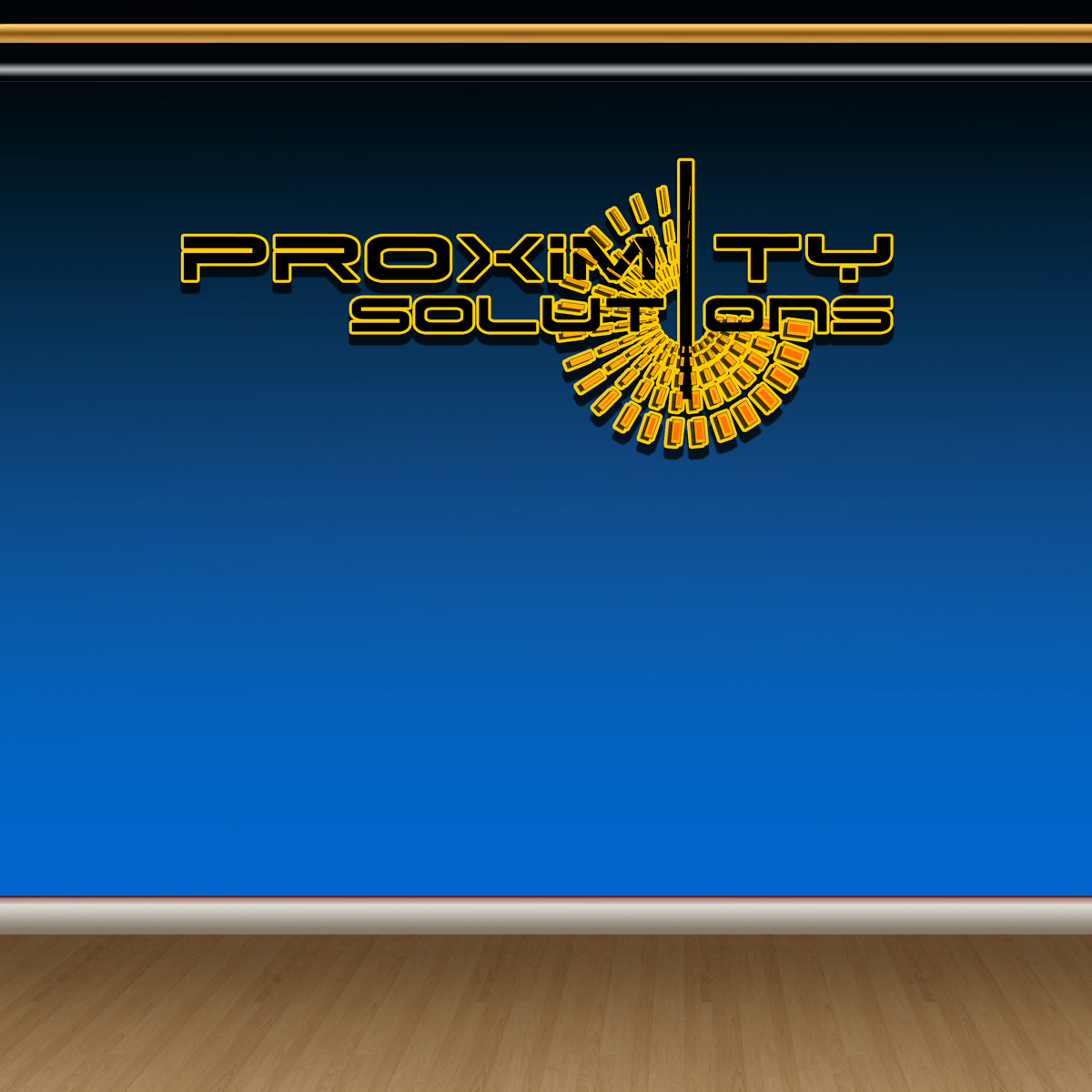 Logo Design by MITUCA ANDREI - Entry No. 22 in the Logo Design Contest New Logo Design for Proximity Solutions.